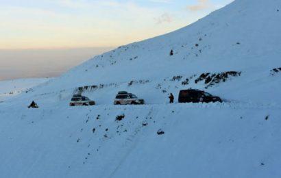 Yaylada Mahsur Kalan 5 Çoban Kurtarıldı