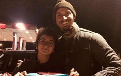 Zlatan Ibrahimovic Antalya'da Yaban Keçisi Avladı