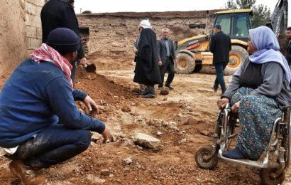 Şanlıurfa'da Çöken Ahırın Altında Kalan Hayvanlar Telef Oldu