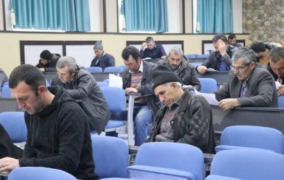 Aksaray'da 40 Çoban Final İçin Ter Döktü